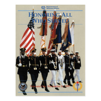 Día de veteranos del vintage, 1997 - tarjetas postales