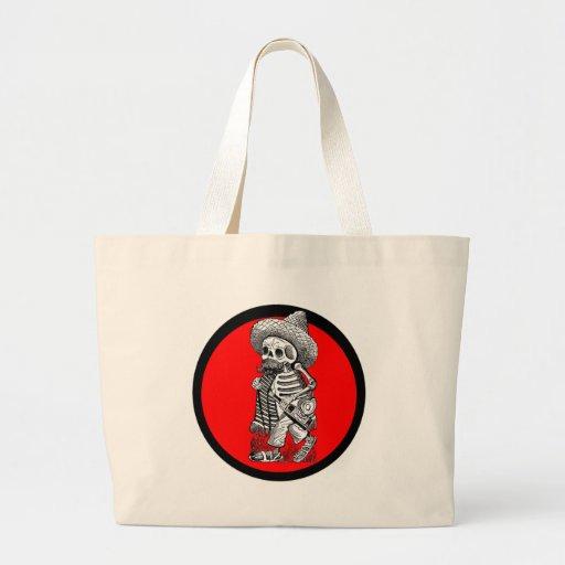 Día del adorno muerto 5 bolsas de mano
