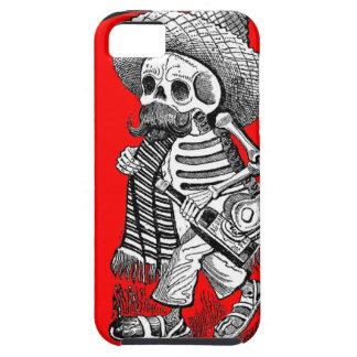 Día del adorno muerto 5 iPhone 5 funda