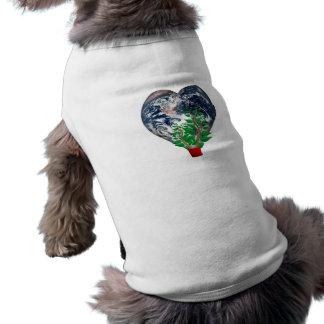 Día del ambiente mundial camisas de mascota