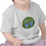 Día del árbol Dakota del Norte Camiseta