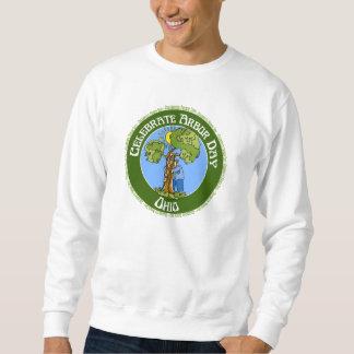 Día del árbol Ohio Sudadera
