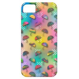 Día del arco iris iPhone 5 protectores