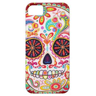Día del arte muerto iPhone 5 funda