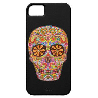 Día del arte muerto iPhone 5 fundas