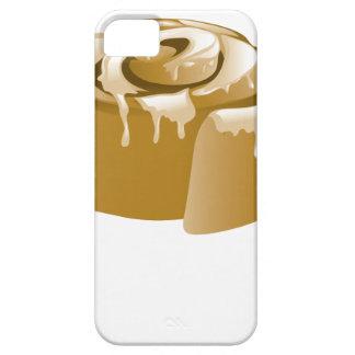 Día del bollo pegajoso - día del aprecio funda para iPhone SE/5/5s
