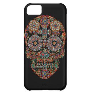 Día del caso muerto del iPhone 5C del cráneo del Funda Para iPhone 5C