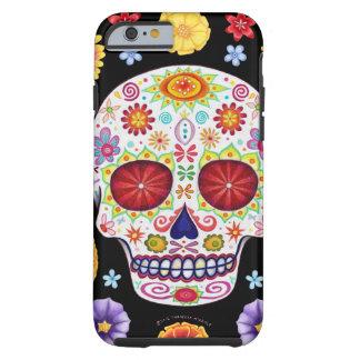 Día del caso muerto del iPhone 6 del arte Funda Para iPhone 6 Tough