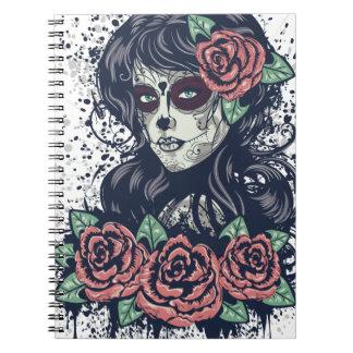 Día del chica muerto 2 notebook