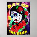 Día del chica muerto poster
