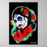 Día del chica muerto posters