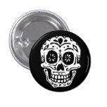Día del cráneo muerto 2 pin