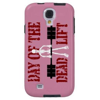 Día del Deadlift Funda Galaxy S4