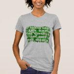 Día del Día- del St Patricks los jengibres asumen Camiseta
