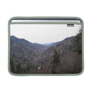 Día del frío de Great Smoky Mountains Fundas Macbook Air