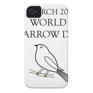 Día del gorrión del mundo 20 de marzo iPhone 4 cobertura