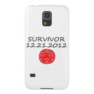 Día del juicio final maya 12 del superviviente 21 carcasa de galaxy s5