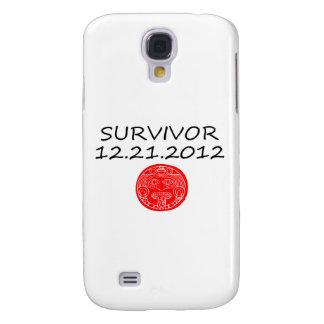 Día del juicio final maya 12 del superviviente 21  funda para galaxy s4