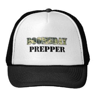 Día del juicio final Prepper Gorra