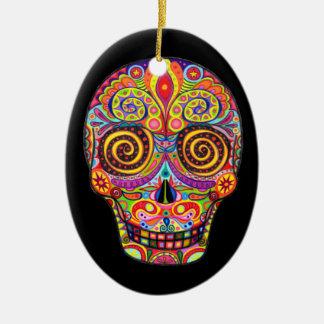Día del ornamento muerto ornamente de reyes