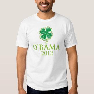 día del partick del st de obama camisas