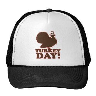 día del pavo gorras de camionero