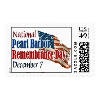Día del Pearl Harbor Sellos Postales
