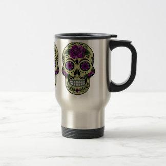 Día del personalizado muerto taza de café