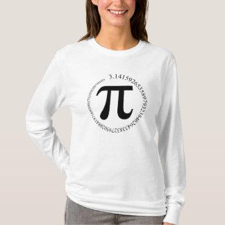 Día del pi (π) playera