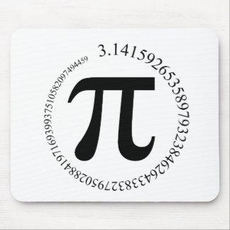 Día del pi (π) tapete de raton