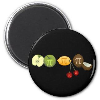 Día del pi imán redondo 5 cm