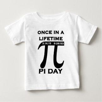 ¡Día del pi! Playeras