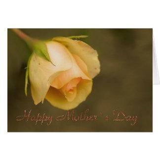 Día del ` s de la madre tarjeton