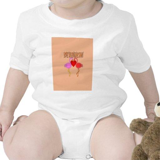 Día del ` s de la tarjeta del día de San Valentín  Camiseta