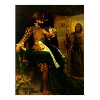 Día del St. Bartholemew de John Everett Millais Tarjeta Postal