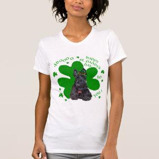 Día del St Patricks de Terrier del escocés Camisas