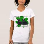 Día del St Patricks de Terrier del escocés Camiseta