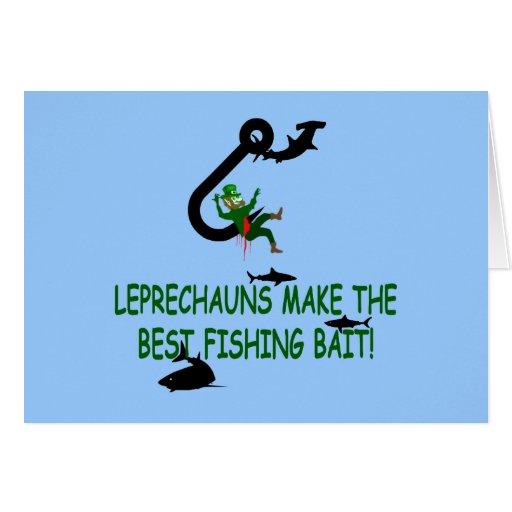 Día del St Patricks del Leprechaun Tarjeta De Felicitación