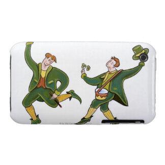 Día del St Patricks Case-Mate iPhone 3 Protector