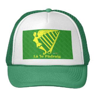 Día del St Patricks Gorras