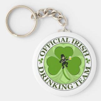Día del St. Patricks Llaveros Personalizados