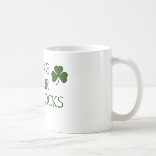 Día del St. Patricks Taza Clásica
