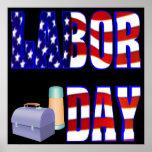 Día del Trabajo Poster