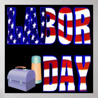 Día del Trabajo Póster