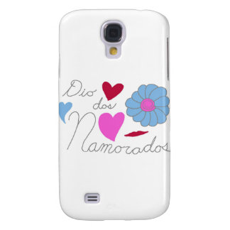Dia Dos Namorados 2011 Galaxy S4 Cases