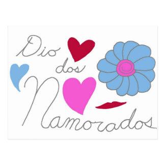 Dia Dos Namorados 2011 Post Cards