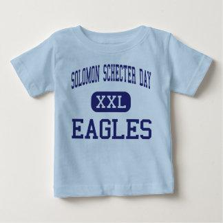 Día Eagles nuevo Milford de Solomon Schecter T Shirts