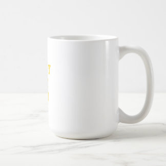 Día el an o 80 del carrito taza básica blanca