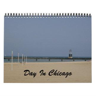 Día en el calendario de Chicago