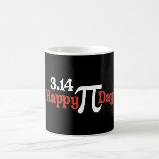 Día feliz 3 14 del pi - 14 de marzo taza de café